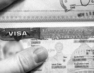 Посольство США в России приостановило рассмотрение виз