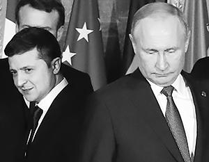 Лидеры России и Украины могут обсудить большой блок вопросов