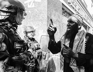 Военные Франции видят угрозу в мусульманском влиянии