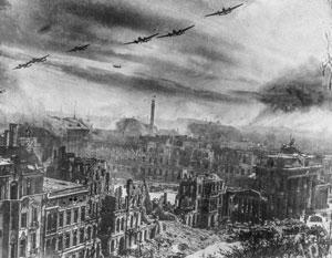 Особым препятствием для штурмовых групп стали старые здания Берлина