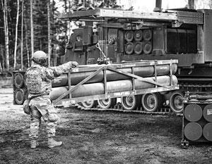 Прямо сейчас в Эстонии проходят учения по отработке войны с Россией