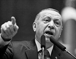 Эрдоган хочет поднять весь исламский мир на освобождение Иерусалима