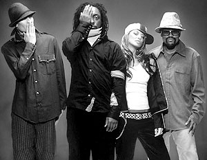 Группа Black Eyed Peas