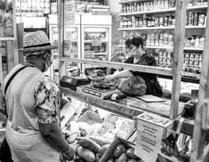 Цены на продукты растут далеко не только в России
