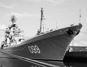Крейсер проекта 1144 «Петр Великий» – мощнейший надводный корабль ВМФ России