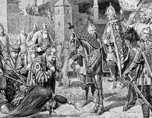 Казань была взята русскими войсками в середине 16-го века