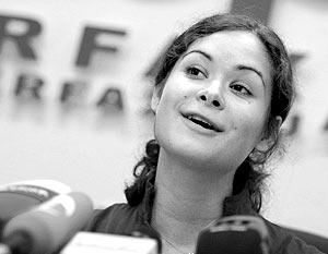 Мария Гайдар выступила с резкой критикой своей партии