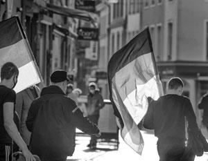 Наиболее последовательные антироссийские НПО оказались зарегистрированы в Германии