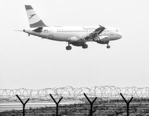 Европейцы из-за Белоруссии отменяют свои рейсы в Москву