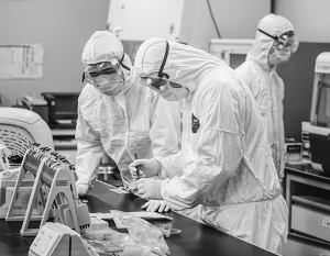 В Ухане действительно изучали образцы коронавирусов из разных регионов мира