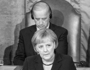 Переговоры Ангелы Меркель были легко доступны американским спецслужбам