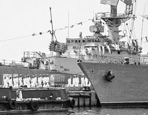 Базирование российских кораблей в Африке имеет особое значение