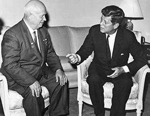 Хрущев и Кеннеди плохо понимали друг друга