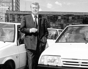 Каданников руководил ВАЗом в самый сложный период истории автозавода