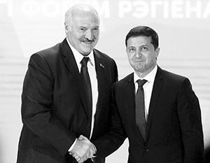 В сложных ситуациях Белоруссия поддерживала Украину, напомнили в Минске