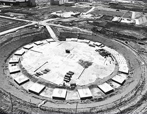 Так выглядит строительная площадка реактора БРЕСТ