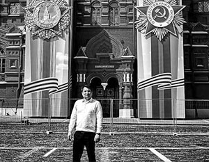 Януш Габриэль Недзвецкий неоднократно бывал в России, в том числе во время значимых для нашей страны праздников