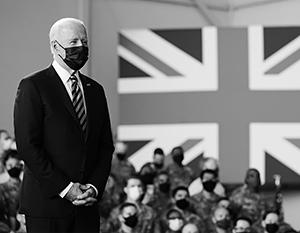 «Несравненная сеть альянсов и партнерств» – «ключ к американскому преимуществу», внушал Байден солдатам