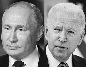 В Кремле раскрыли темы переговоров Путина и Байдена в Женеве