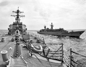 Корабли стран НАТО все чаще появляются у границ России