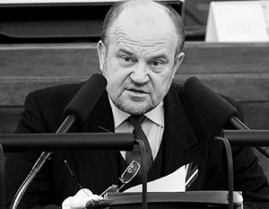 Бывший глава МВД Латвии Янис Адамсонс