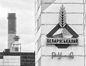 Белорусский калий, похоже, будет поставляться на экспорт тоже через Россию