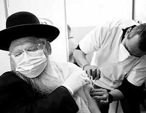 Массовая вакцинация затронула почти все слои населения Израиля