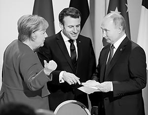 Пригласить Путина на саммит Евросоюза озвучили послы ФРГ и Франции на заседании комитета постоянных представителей ЕС