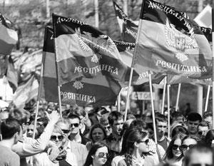 От жителей Донбасса на Украине уже давно готовы избавиться – ради сближения с Западом
