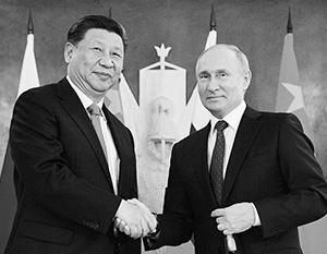 Дружба Москвы и Пекина не нравится американцам и их союзникам