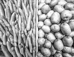 Космические цены на морковь и картофель в летний период имеют причины