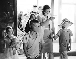 Возвращение детей из Сирии – на особом контроле у федерального детского омбудсмена
