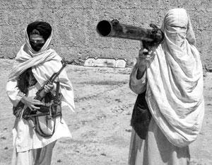 Вооружение талибов примитивно, но на их стороне другие важные факторы победы