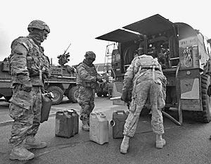 Поставка энергоресурсов армии – это прибыльный бизнес