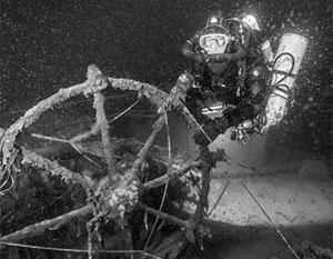 Водолазам удалось найти останки кораблей, судьба которых ранее оставалось неизвестной