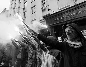 Разговоры о фашизации Украины начались задолго до 2014 года и вышли на пик после Евромайдана
