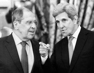 Джон Керри видит светлое будущее в российско-американских отношениях