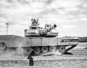 Американские танки будут стоять рядом с Калининградской областью
