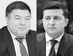 Противостояние Александра Тупицкого и Владимира Зеленского перешло в новую фазу