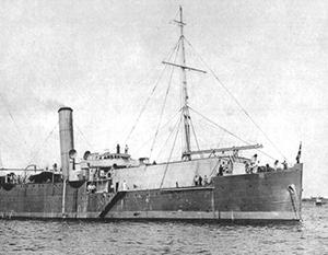 «Орлица» – один из первых русских авианосцев
