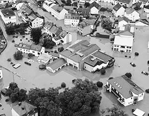 Ущерб от наводнения продолжает подсчитываться