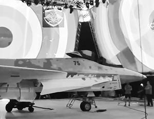 Облик новой машины напоминает «старшего брата» – Су-57