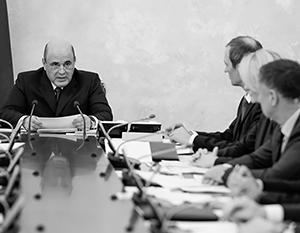 Мишустин закрепил за вице-премьерами кураторство над федеральными округами