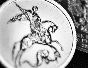 Россия впервые выпустила монету весом в унцию, как принято во всем мире