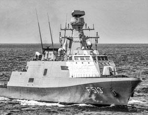 Подобные корабли должны войти в состав ВМС Украины