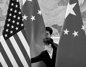 Американо-китайские отношения застыли в точке шаткого равновесия