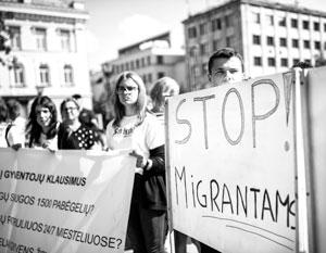Фото:  Mindaugas Kulbis/AP/ТАСС