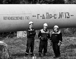 Украина заранее похоронила свою трубу