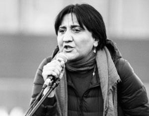 Депутат грузинского парламента Ирма Инашвили – главный инициатор обращения к Владимиру Путину