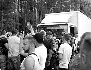 Против нелегальных мигрантов Литва приняла самые жесткие меры